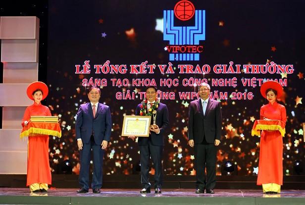 Giải thưởng sáng tạo khoa học và công nghệ Việt Nam năm 2017