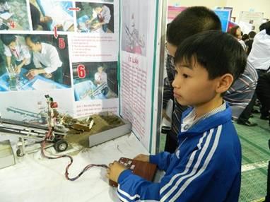 Thể lệ Cuộc thi Sáng tạo thanh thiếu niên, nhi đồng tỉnh Bắc Giang năm 2017
