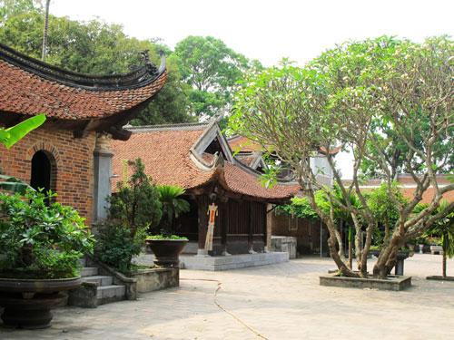 Chùa Vĩnh Nghiêm - Di tích Quốc gia đặc biệt
